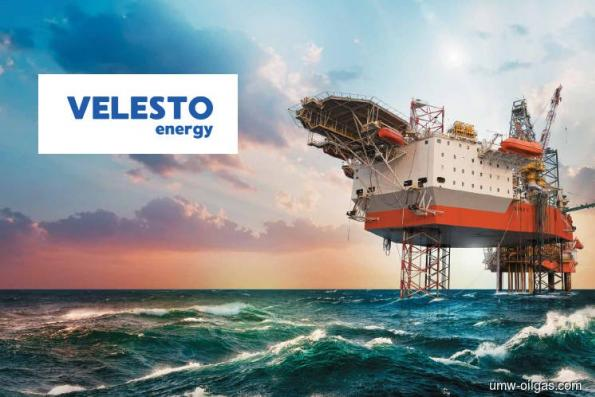 Velesto获续约 带动股价走高4.88%