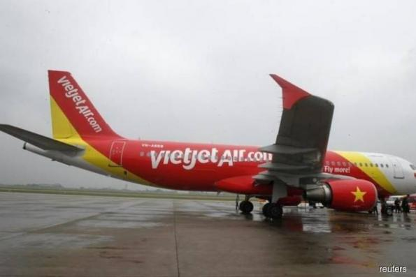 Vietnam's Vietjet signs US$1.24b financing deal for 10 Airbus planes