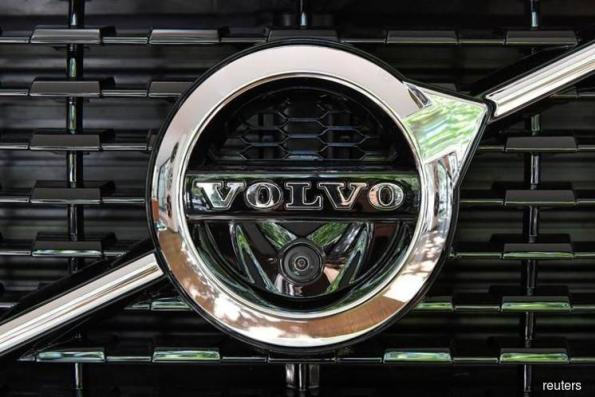 Record profit for Geely's Volvo in 2017 as China boosts sales