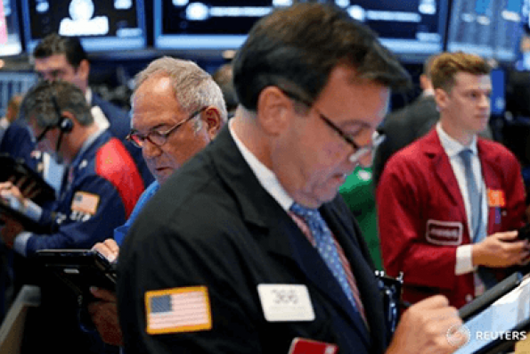 Wall St flat as investors prepare for potential rate hike