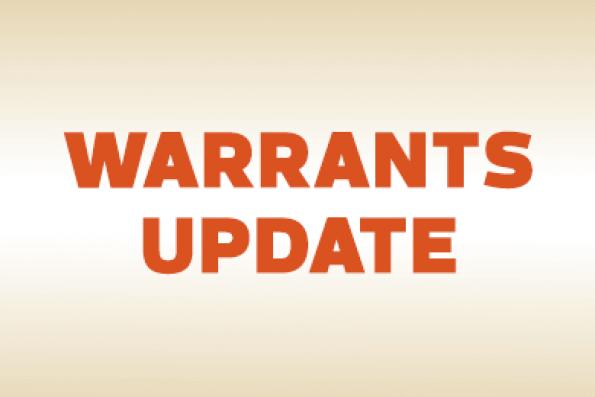 warrants-update