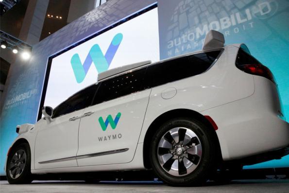 Jury told by Waymo lawyer Uber 'cheating' on autonomous car secrets