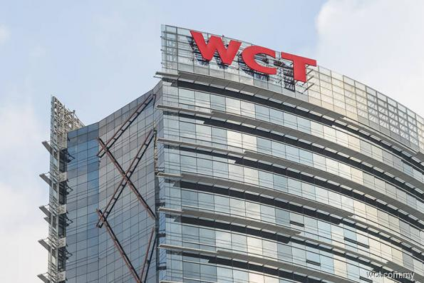 WCT up 2.63% on plans for residential project at TRX