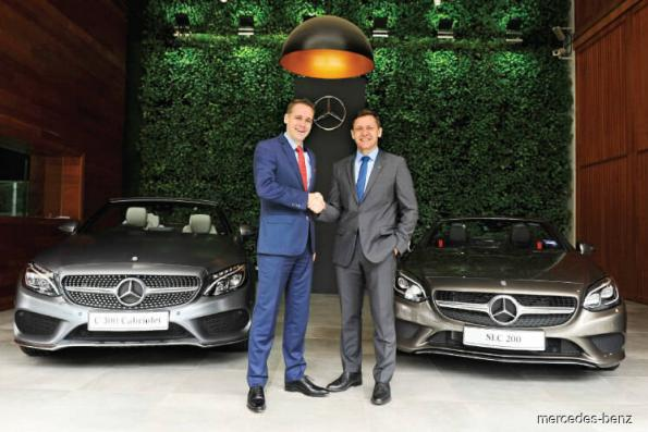 Mercedes-Benz Malaysia eyes long-term growth amid falling profits