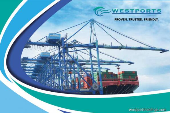 CIMB Research raises target price for Westports to RM4.72