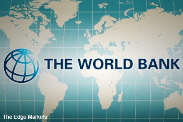世行:大马2016年经济增长放缓至4.5%