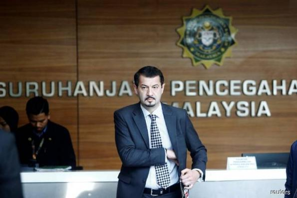 Justo pleased to see 1MDB criminals charged
