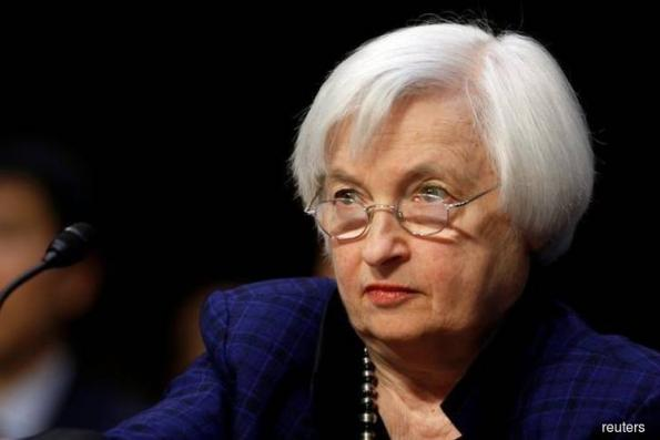 Call it 'disruption' and not a 'financial crisis', says former Fed chair Yellen of ongoing global uncertainties