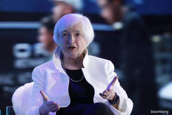 Yellen offers caution as US pushes China to keep yuan stable