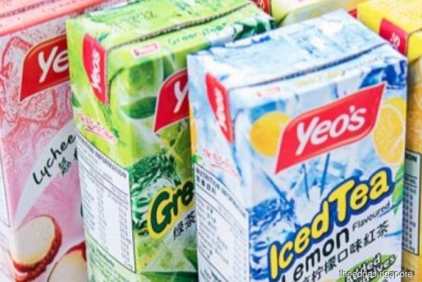 Yeo Hiap Seng 1Q earnings fall to S$1.4 mil on absence of Super Group disposal gain