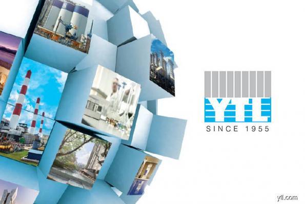 YTL Corp reports 4Q net loss, declares four sen dividend