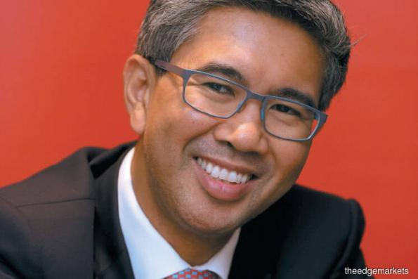 CIMB's Zafrul says he has not been approached about Khazanah top post