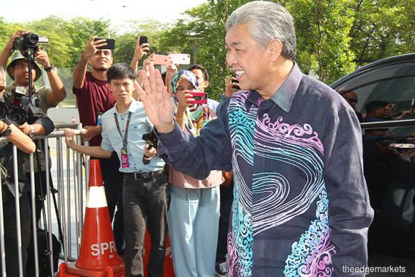 Remaking Malaysia: Should Zahid take leave?