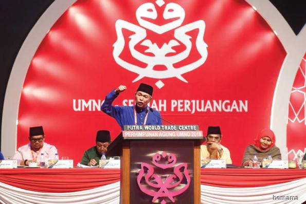 Remaking Malaysia: Post-assembly, Umno still without direction