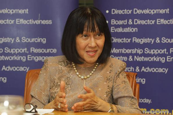 ICDM formed for the benefit of directors, says Zarinah