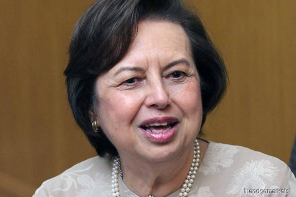 Zeti on Bank Negara's RM2b land deal: I know nothing about it