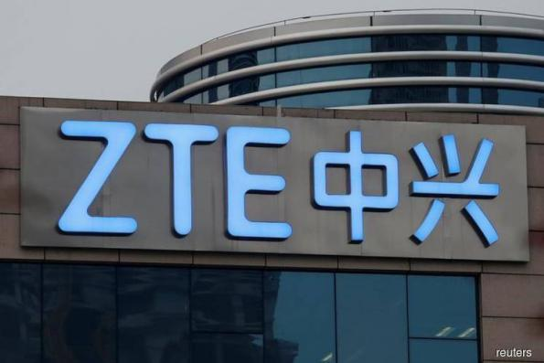 ZTE tells suppliers China trade row may be factor in US ban — source