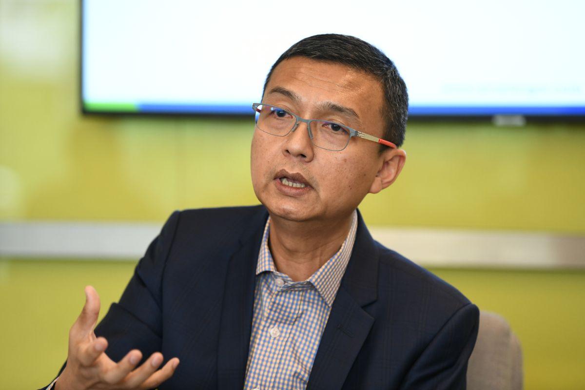 Air Selangor CEO Suhaimi Kamaralzaman