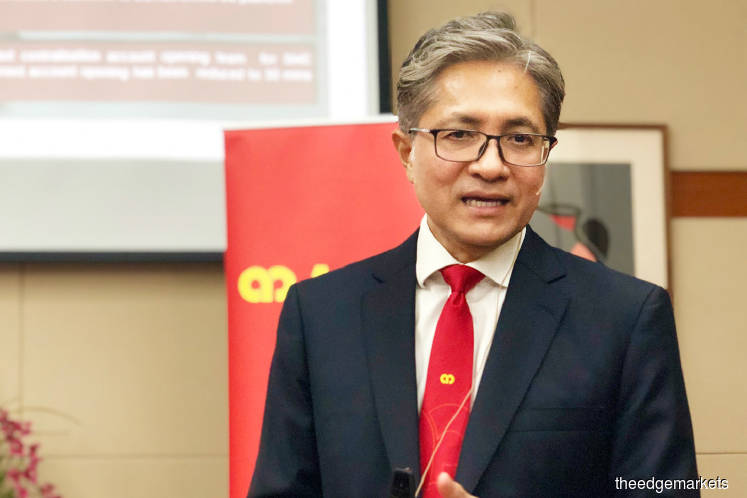 AmBank aims to disburse over RM20b SME loans in 3 years