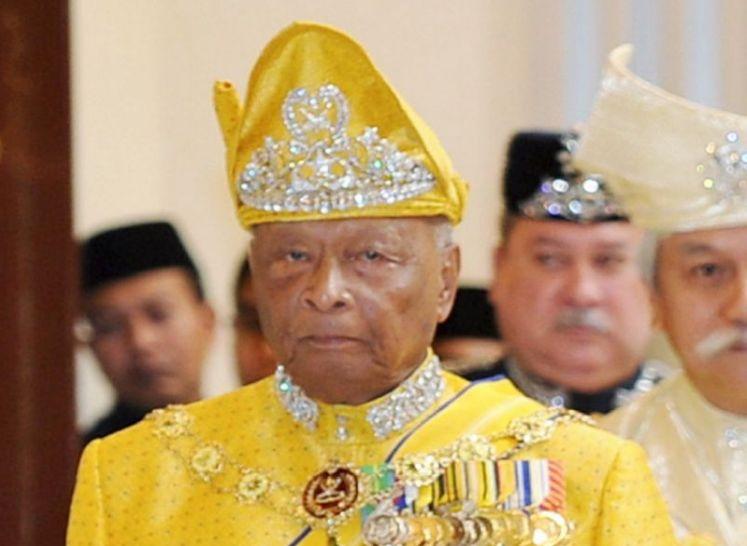 Pahang's Paduka Ayahanda Sultan Ahmad Shah dies