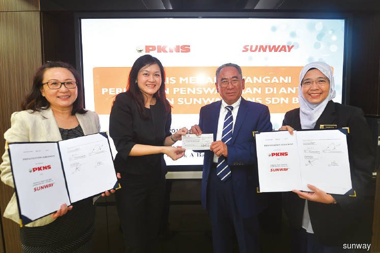 Sunway PKNS to develop RM544 mil mixed-use project in Kota Damansara
