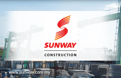 Sunway Construction bumps up order book