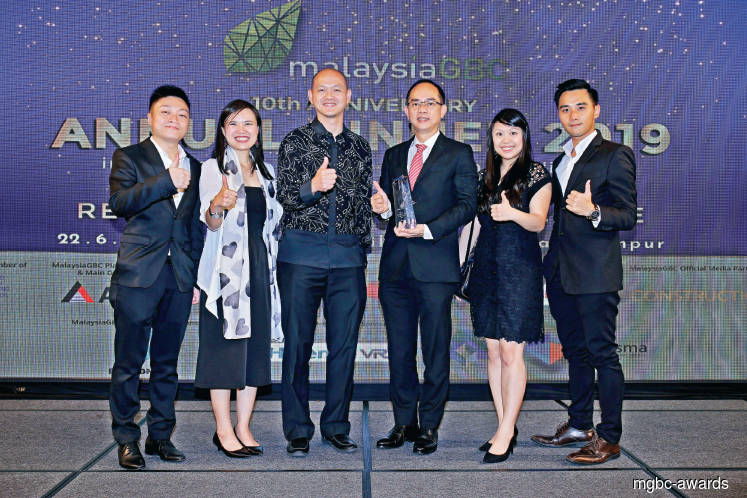 Sunway Property bags two awards