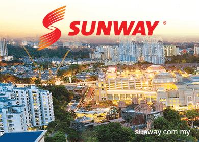 Sunway Bhd up 17 sen on special dividend, TP upgrade