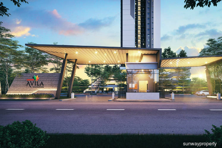 Sunway Property sees strong take-up for first Sunway Avila tower