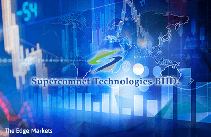 Stock With Momentum: Supercomnet Technologies