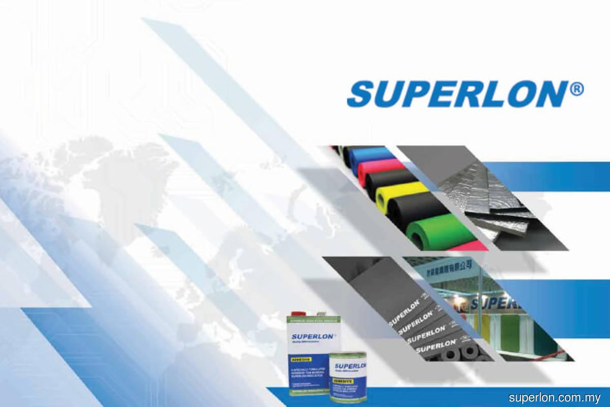 Superlon posts RM3.8m net profit in 1Q, declares 0.75 sen dividend