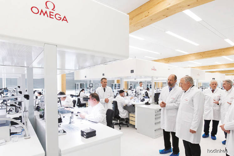 Three-day, six-factory tour into heart of Swiss watchmaking