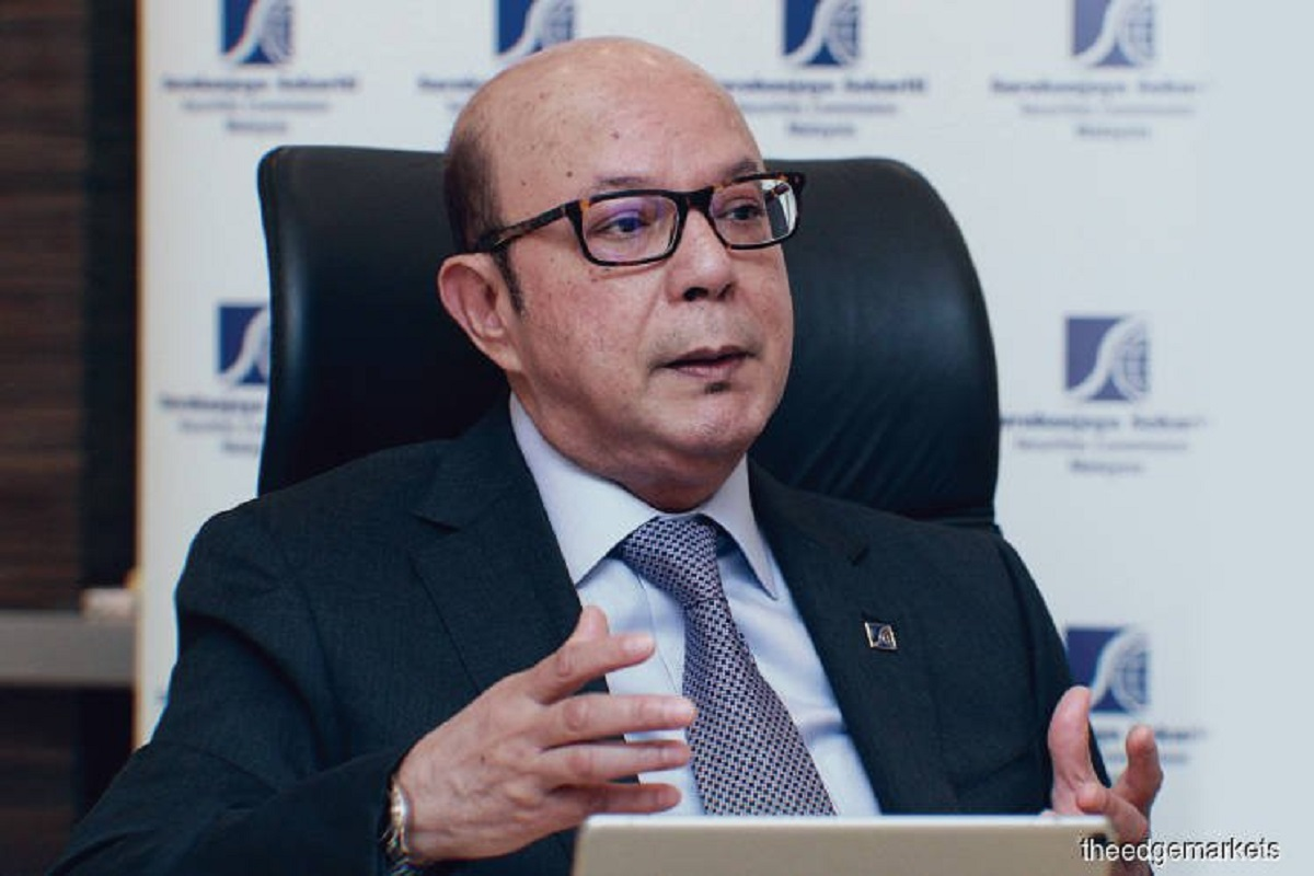 Syed Zaid: All listed entities, directors and CEOs must exercise care and diligence when making any material announcements and above all, maintain accountability.