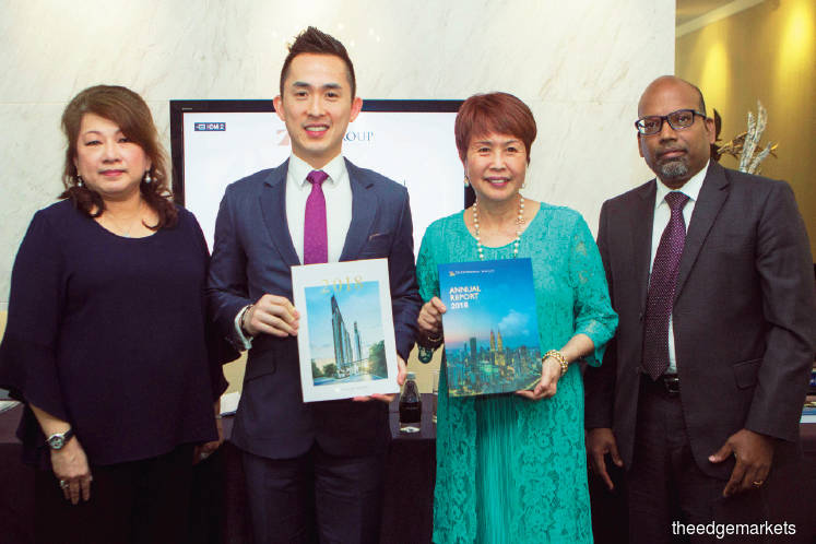 TA Global to launch two Klang Valley projects with GDV of RM2.9b in 2H19