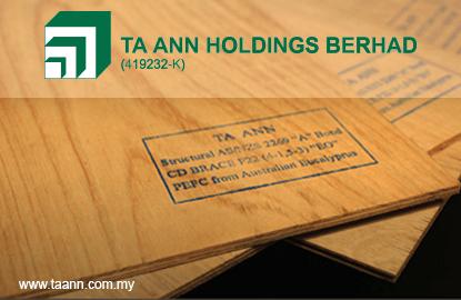 Stock picks for 2016: Ta Ann Holdings