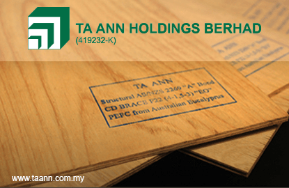 Ta Ann's timber revenue to expand as US dollar strengthens