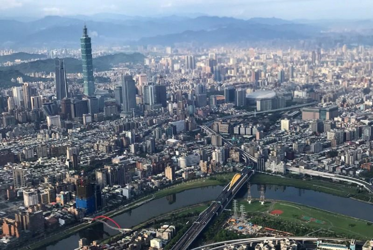 Taiwan 3Q GDP rebounds to two-year high as strong exports soften pandemic blow
