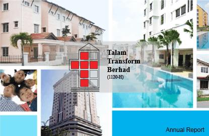 陈雅才的Talam Transform直接持股权增至14.41%