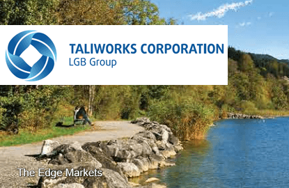 Taliworks posts lower Ebitda in 1Q on provision for discount on a deferred payment