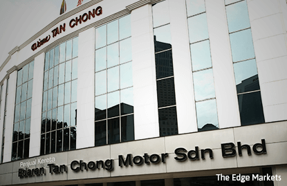 Tan Chong's 4Q net profit falls 40% despite higher car sales, affected by weak ringgit, intense competition