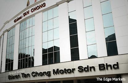 Tan Chong profit shrinks 74% in 4Q