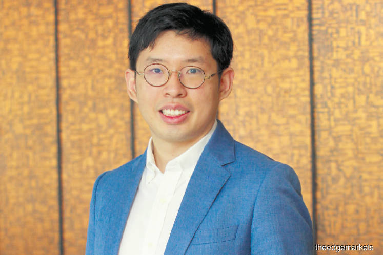 Cover Story: Data-Driven Developments: Tan Chien Chyi