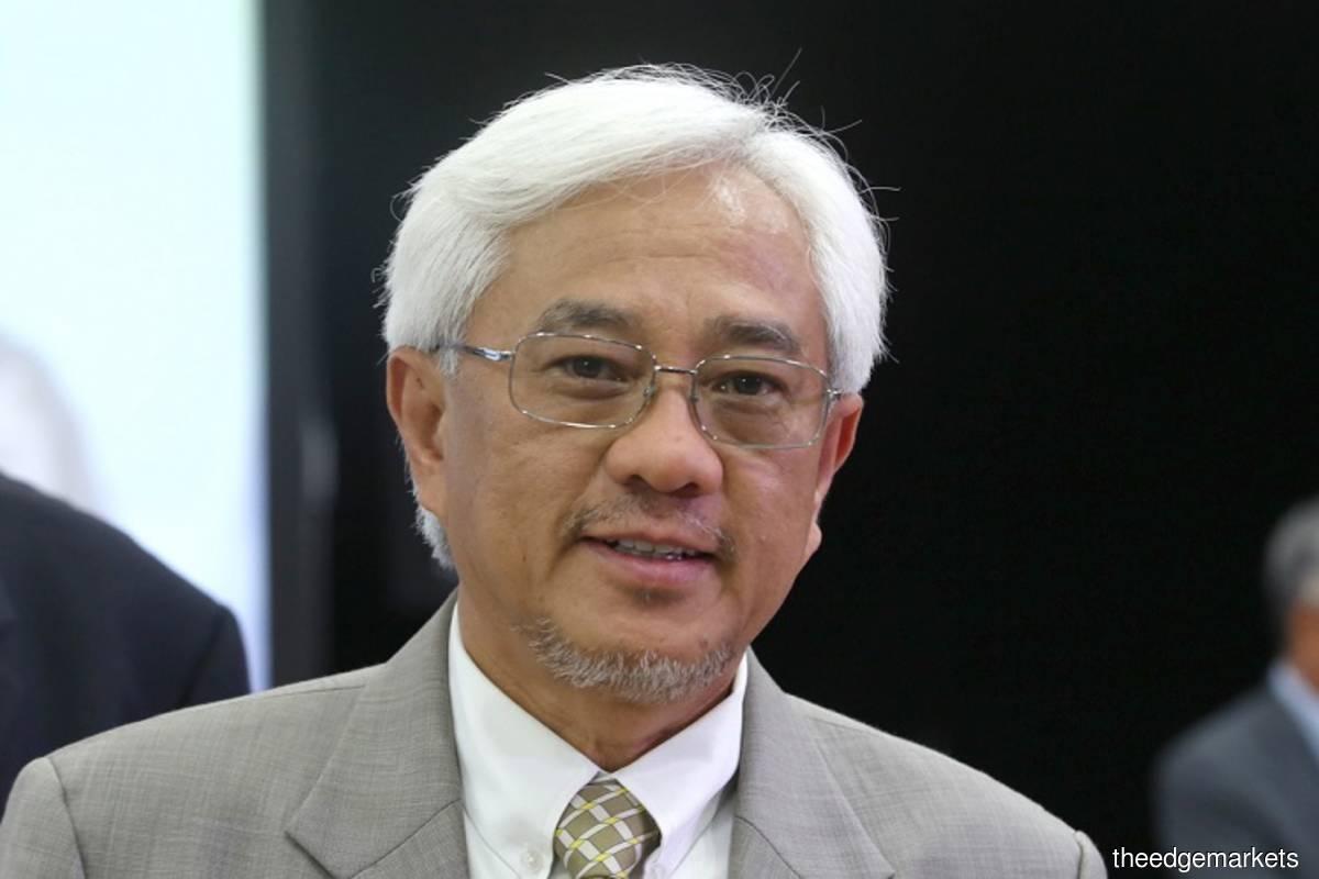 Tan Sri Jamaludin Ibrahim (Photo by Sam Fong/TheEdge)