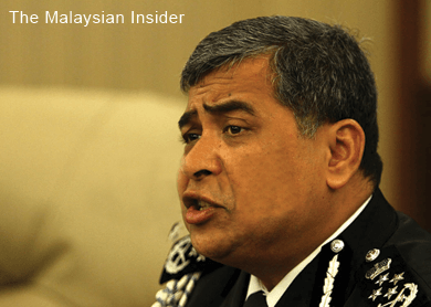 I never spoke to Kevin on Najadi murder case, says IGP