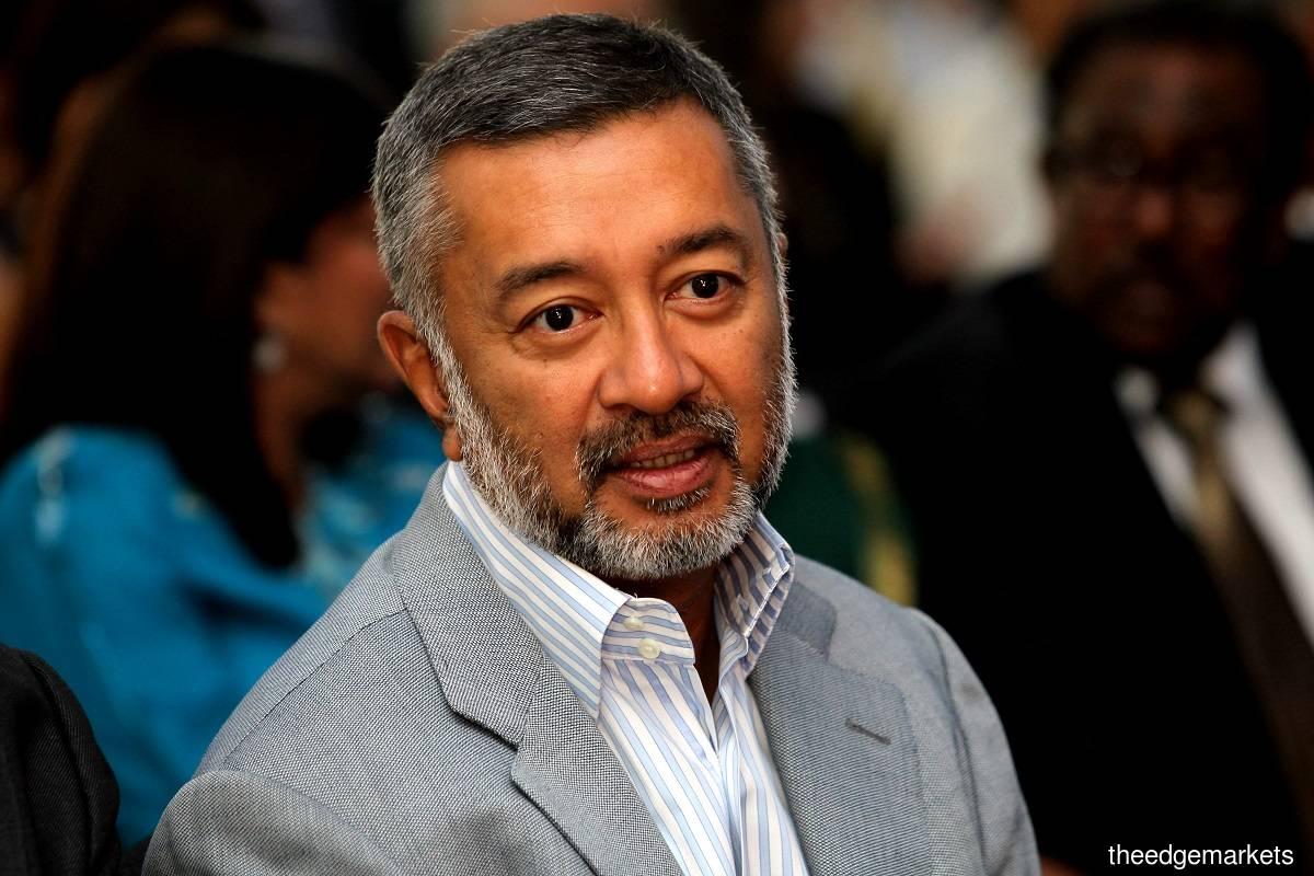 Tan Sri Mokhzani Mahathir (Photo by Suhaimi Yusuf/The Edge)