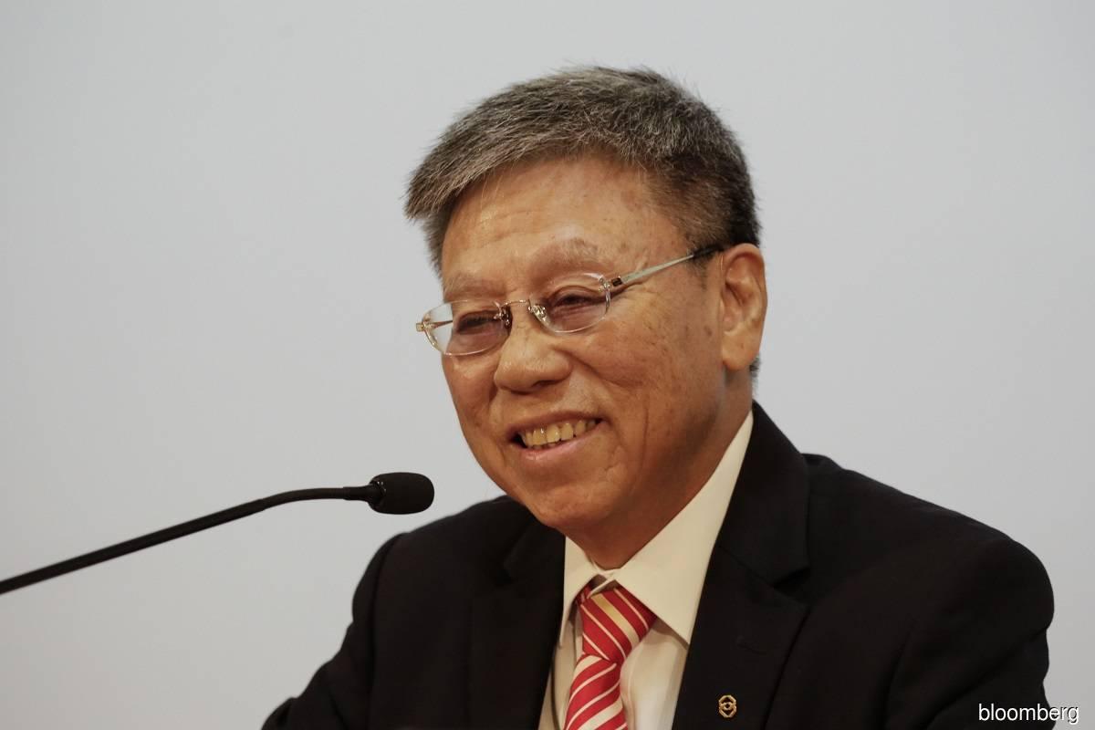 Tan Sri Tay Ah Lek