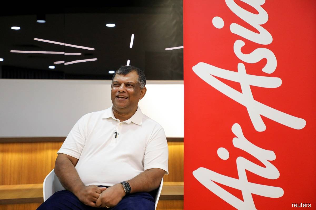 Tony Fernandes: AirAsia Group's digital businesses, valued at over  billion, reach unicorn status in record time