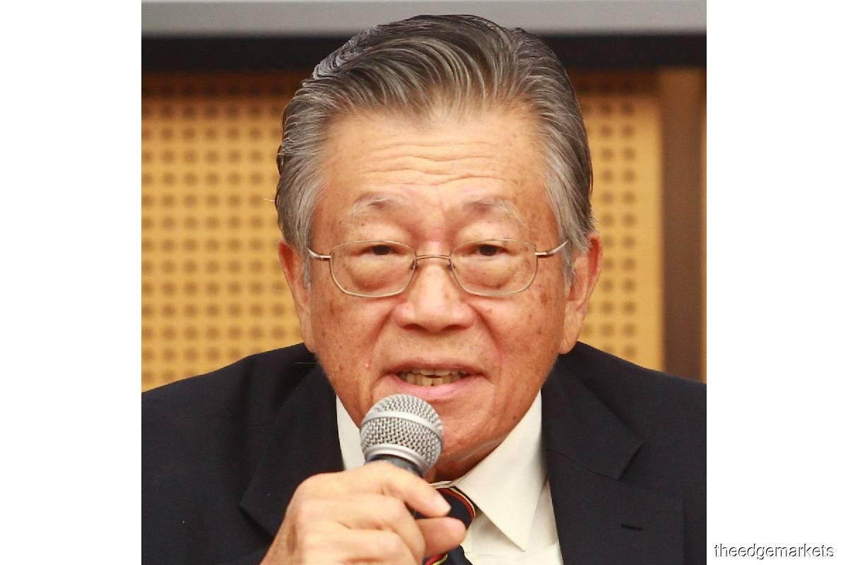 Tan Sri Yong Poh Kon