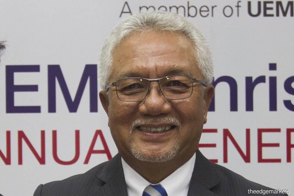 Tan Sri Zamzamzairani Mohd Isa