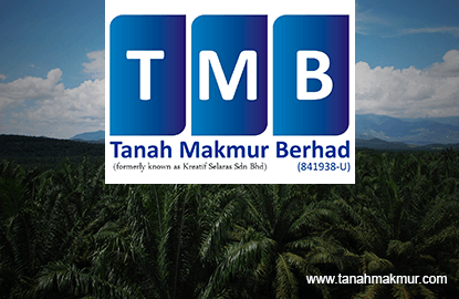 Tanah Makmur up after Tengku Mahkota of Pahang raises offer
